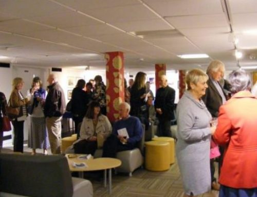 Opening Night at Keele, Tuesday 2nd May 2017