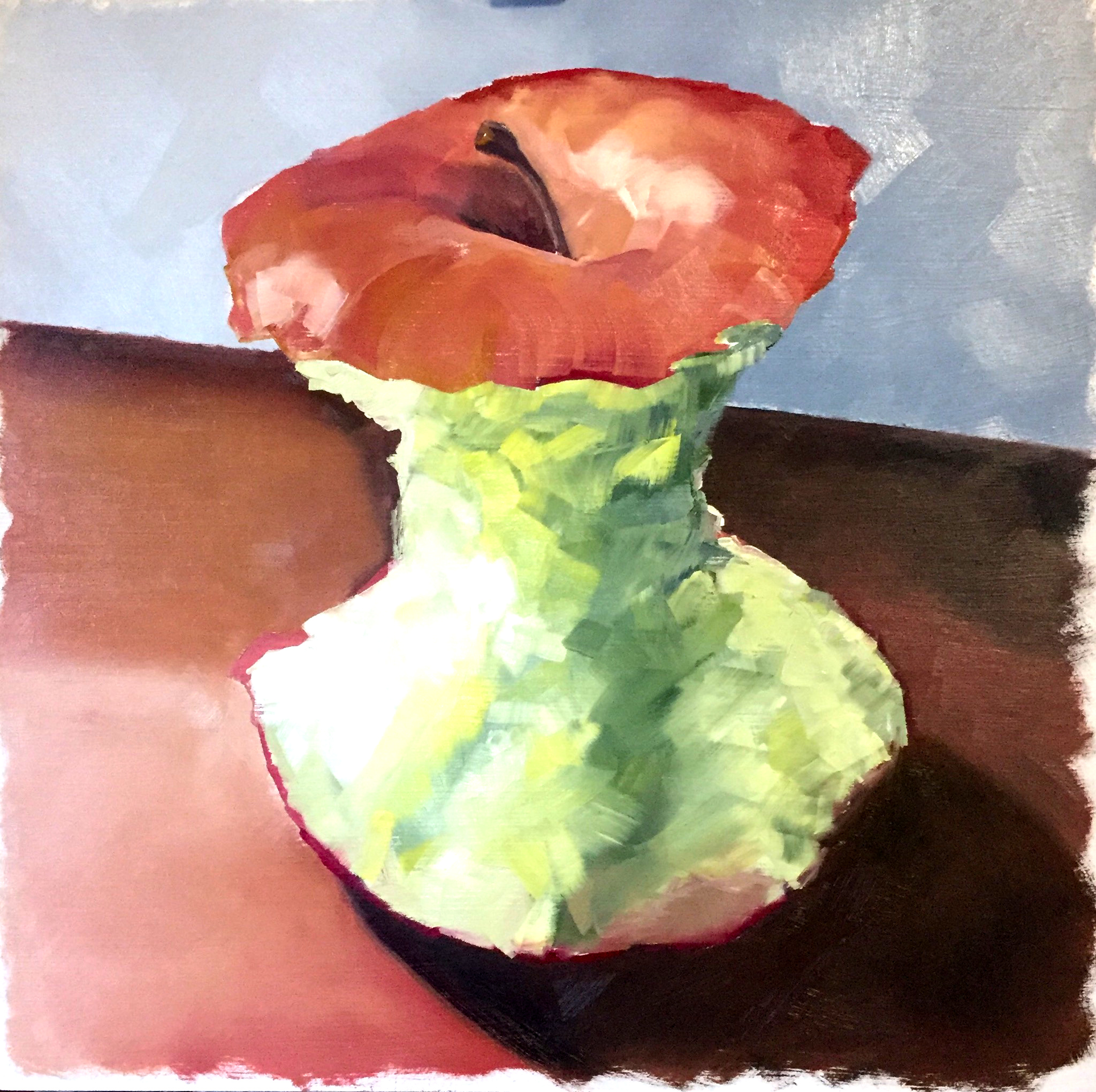 Nick Moore - Study of an apple