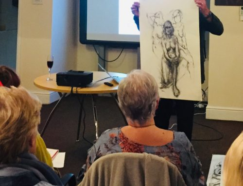 John Thirlwall at Spode Heritage Centre